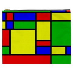 Mondrian Cosmetic Bag (XXXL)