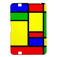 Mondrian Kindle Fire Hd 8 9  Hardshell Case