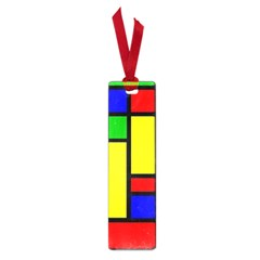 Mondrian Small Bookmark