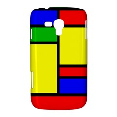 Mondrian Samsung Galaxy Duos I8262 Hardshell Case