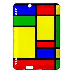 Mondrian Kindle Fire HDX 7  Hardshell Case