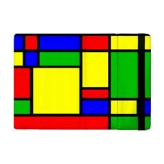 Mondrian Apple Ipad Mini 2 Flip Case
