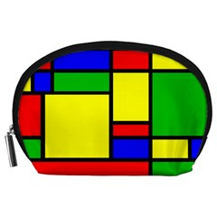 Mondrian Accessory Pouch (large)