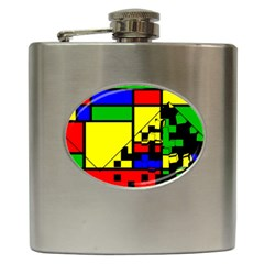 Moderne Hip Flask
