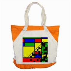 Moderne Accent Tote Bag
