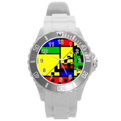 Moderne Plastic Sport Watch (Large)