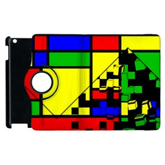 Moderne Apple iPad 3/4 Flip 360 Case