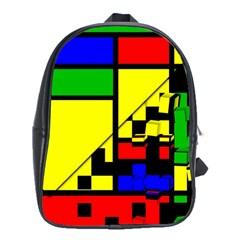 Moderne School Bag (XL)