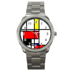 Mondrian Sport Metal Watch