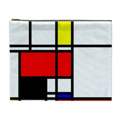 Mondrian Cosmetic Bag (xl)