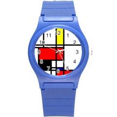 Mondrian Plastic Sport Watch (Small)