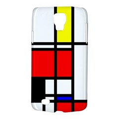 Mondrian Samsung Galaxy S4 Active (I9295) Hardshell Case