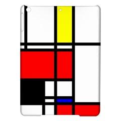 Mondrian Apple iPad Air Hardshell Case