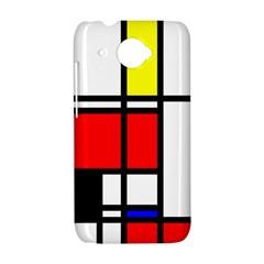 Mondrian HTC Desire 601 Hardshell Case