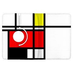 Mondrian Kindle Fire HDX 7  Flip 360 Case