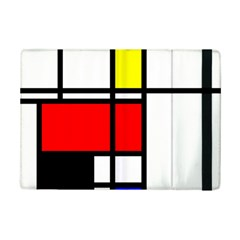 Mondrian Apple Ipad Mini 2 Flip Case