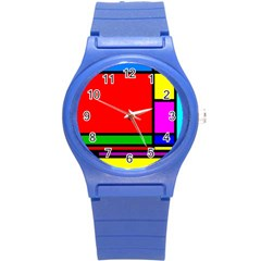 Mondrian Plastic Sport Watch (small)