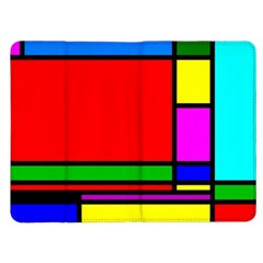Mondrian Kindle Fire Flip Case