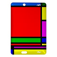 Mondrian Kindle Fire HD 7  (2nd Gen) Hardshell Case