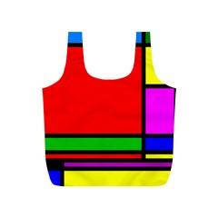 Mondrian Reusable Bag (S)