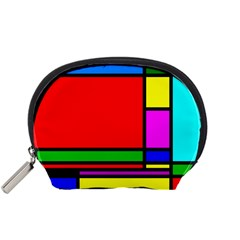 Mondrian Accessory Pouch (Small)