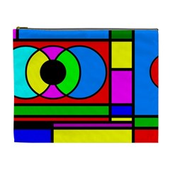 Mondrian Cosmetic Bag (xl)