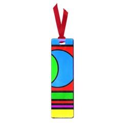 Mondrian Small Bookmark