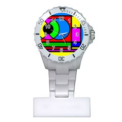 Mondrian Nurses Watch