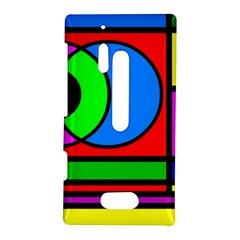 Mondrian Nokia Lumia 928 Hardshell Case