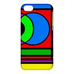 Mondrian Apple iPhone 5C Hardshell Case
