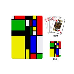 Abstrakt Playing Cards (Mini)