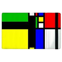 Abstrakt Apple iPad 3/4 Flip Case