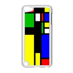 Abstrakt Apple iPod Touch 5 Case (White)