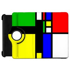 Abstrakt Kindle Fire HD 7  (1st Gen) Flip 360 Case