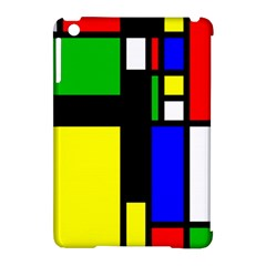 Abstrakt Apple iPad Mini Hardshell Case (Compatible with Smart Cover)