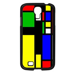 Abstrakt Samsung Galaxy S4 I9500/ I9505 Case (Black)