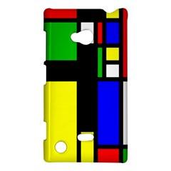 Abstrakt Nokia Lumia 720 Hardshell Case