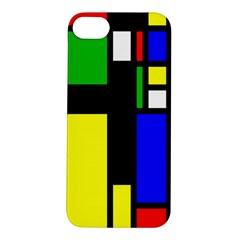 Abstrakt Apple iPhone 5S Hardshell Case