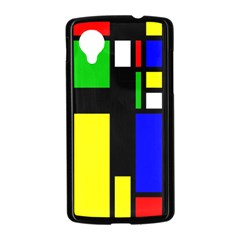Abstrakt Google Nexus 5 Case (Black)