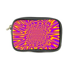 Psycedelic Warp Coin Purse