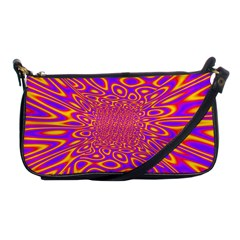 Psycedelic Warp Evening Bag
