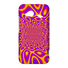 Psycedelic Warp HTC Droid Incredible 4G LTE Hardshell Case