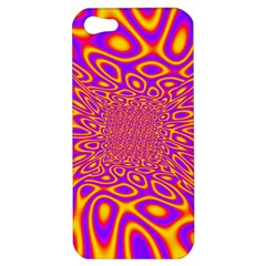 Psycedelic Warp Apple Iphone 5 Hardshell Case