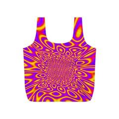 Psycedelic Warp Reusable Bag (s)