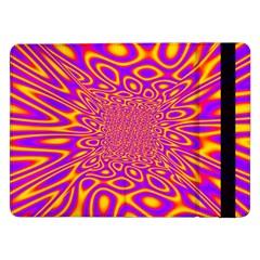 Psycedelic Warp Samsung Galaxy Tab Pro 12.2  Flip Case