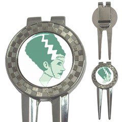 Frankie s Girl Golf Pitchfork & Ball Marker