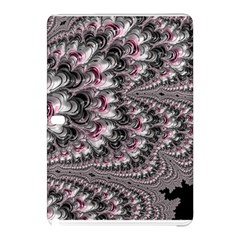 Black Red White Lava Fractal Samsung Galaxy Tab Pro 12.2 Hardshell Case