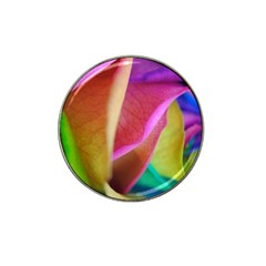 Rainbow Roses 16 Golf Ball Marker 4 Pack (for Hat Clip)