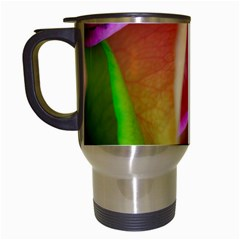 Rainbow Roses 16 Travel Mug (white)