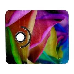 Rainbow Roses 16 Samsung Galaxy S  III Flip 360 Case